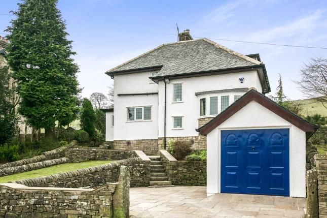 Thumbnail Detached house for sale in Lightwood Road, Buxton, Derbyshire, High Peak
