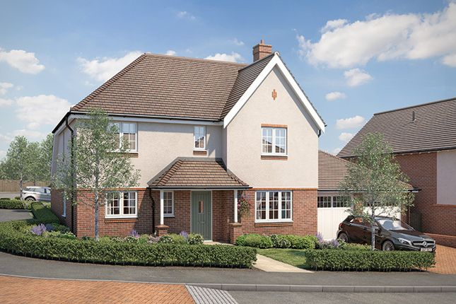 "Thumbnail Property for sale in ""The Danbury"" at Crouch Lane, Goffs Oak, Waltham Cross"