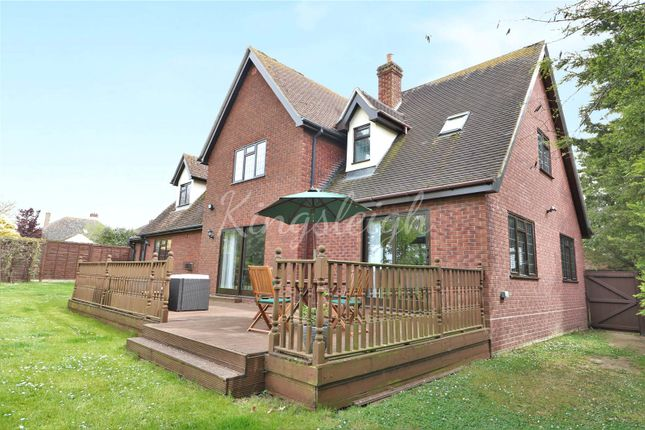 Rear Aspect of Thorrington Road, Great Bentley, Colchester, Essex CO7