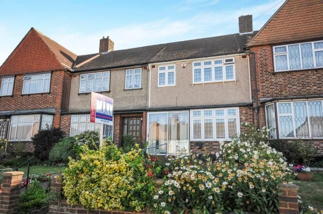 Thumbnail Terraced house for sale in Conisborough Crescent, London, Catford, London