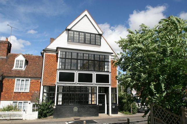 Thumbnail Flat for sale in St Davids House, St Davids Bridge, Cranbrook, Kent