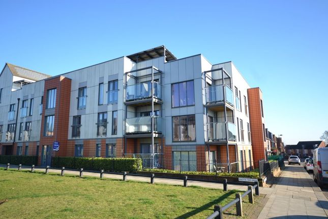 Thumbnail Flat for sale in Knot Tiers Drive, Upton, Northampton