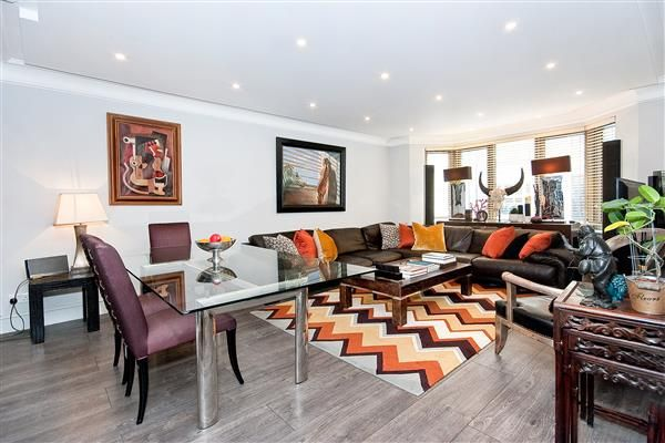 Thumbnail Flat for sale in Holbein Place, Belgravia
