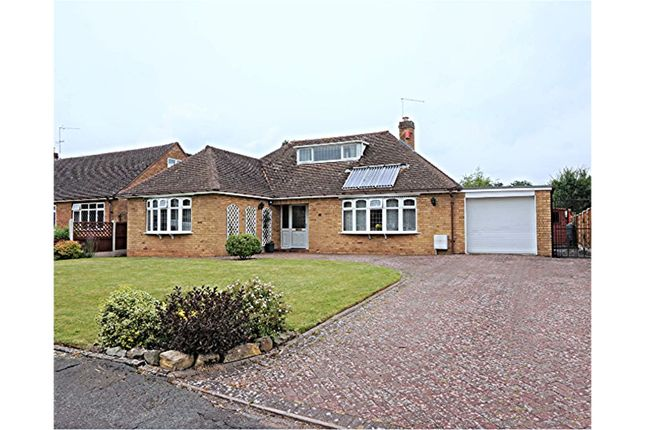 Thumbnail Detached bungalow for sale in Bower Hill Drive, Stourport-On-Severn