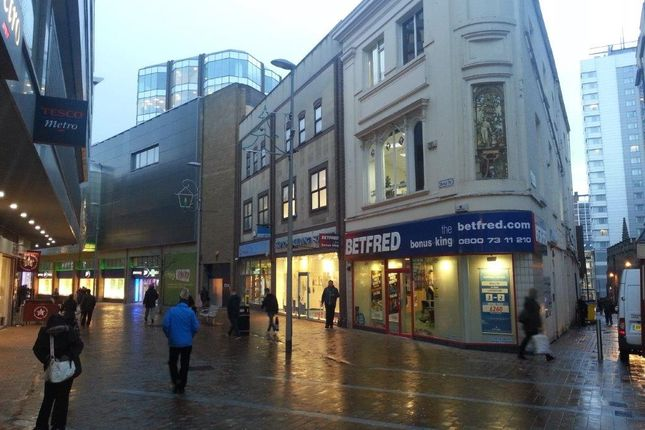 Thumbnail Retail premises to let in Bond Street, Leeds