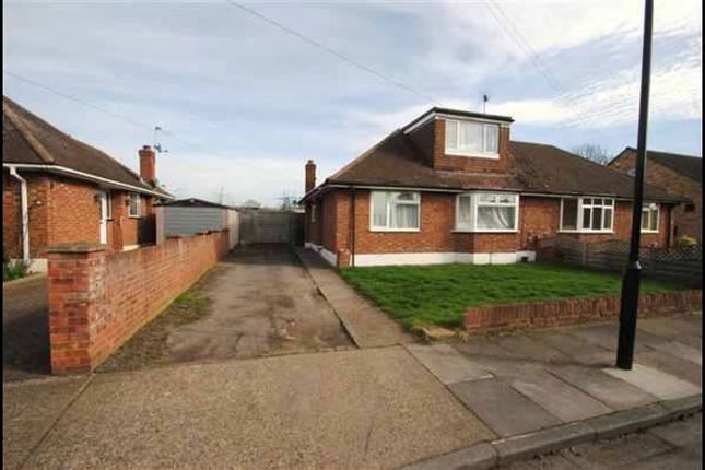 Thumbnail Bungalow for sale in Hazelemere Road, Bedfont