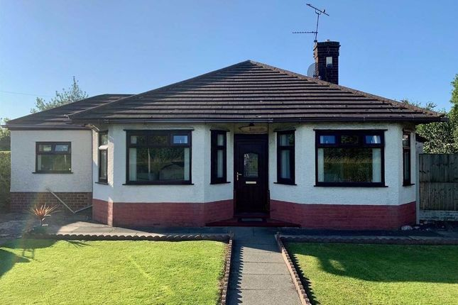 Thumbnail Bungalow for sale in Rosemead, Chester Road, Bretton, Chester