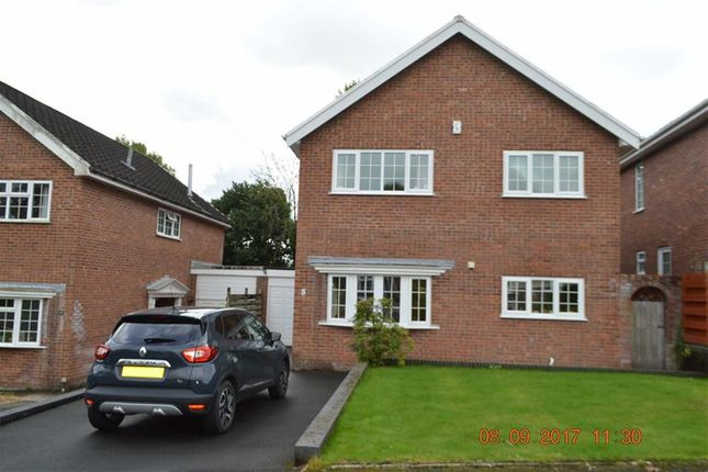 Thumbnail Detached house for sale in Clos Glyndwr, Carmathenshire