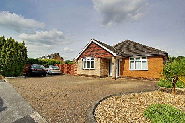 Thumbnail Detached bungalow for sale in The Dales, Cottingham