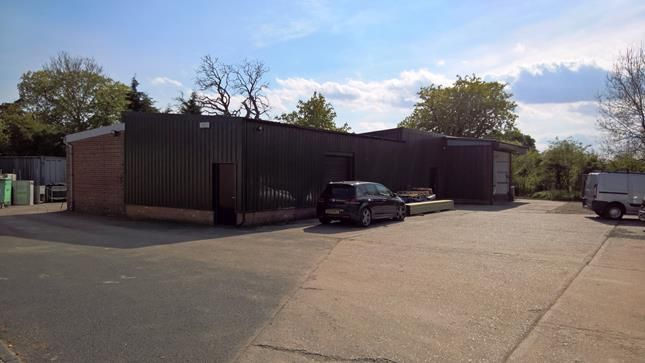 Thumbnail Warehouse for sale in The Old Dairy, Broad Street Green Road, Great Totham, Maldon, Essex