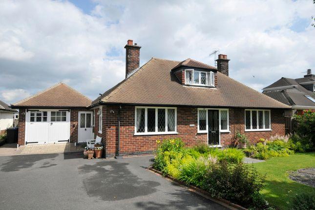 Thumbnail Detached bungalow for sale in Walton Back Lane, Walton, Chesterfield