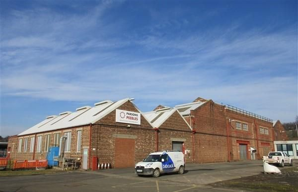 Thumbnail Light industrial for sale in Parsons Peebles, Douglas Road, Rosyth Business Park, Rosyth, Fife
