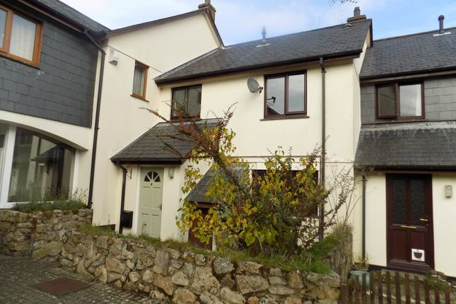 Thumbnail Terraced house to rent in Shelly Court, South Zeal, Okehampton