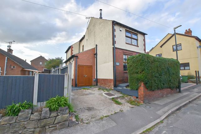 3 bed detached house for sale in Brook Lane, Ripley DE5