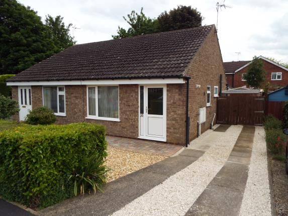 Thumbnail Bungalow for sale in Fossdale Close, Knaresborough, North Yorkshire
