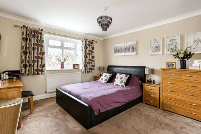 Bedroom of Netherhouse Moor, Church Crookham, Fleet, Hampshire GU51