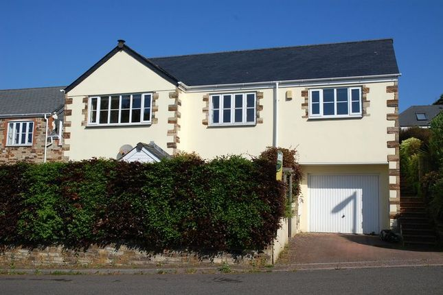 Thumbnail Detached house to rent in The Brambles, Lostwithiel