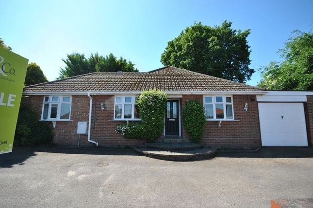 Thumbnail Bungalow for sale in Burma Road, Old Catton, Norwich