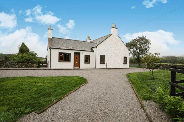 Thumbnail Detached house for sale in Gordieston Farm, Dunscore, Dumfries