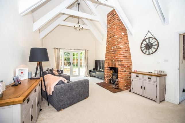 Thumbnail Bungalow for sale in South Walsham, Norwich, Norfolk