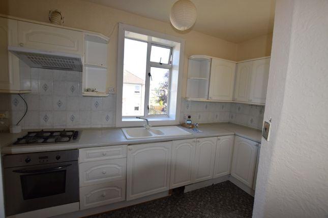 Thumbnail Flat to rent in Mcgregor Avenue, Stevenston, North Ayrshire