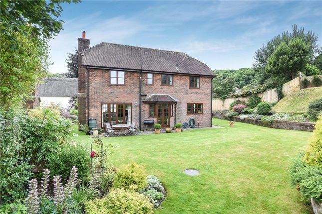Thumbnail Detached house for sale in Hilton, Blandford Forum