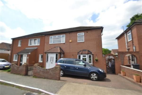 Semi-detached house for sale in Fawns Manor Road, Feltham