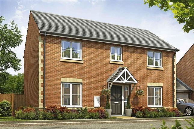 Thumbnail Detached house for sale in Plot 229, Kentdale, Hele Park