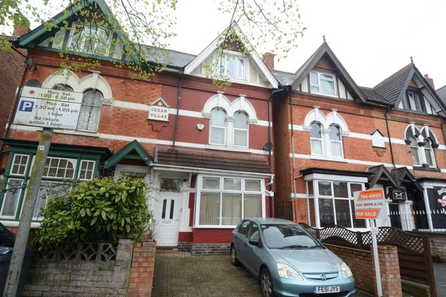 Thumbnail Semi-detached house for sale in Albert Road, Stechford, Birmingham