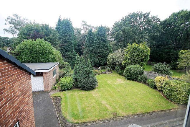 Rear Garden of Ormskirk Road, Knowsley, Prescot L34