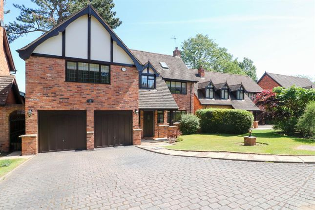 Thumbnail Detached house to rent in Keepers Gate Close, Sutton Coldfield