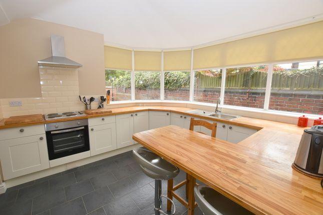 Thumbnail Flat to rent in Shebdon Villas, Stoke-On-Trent