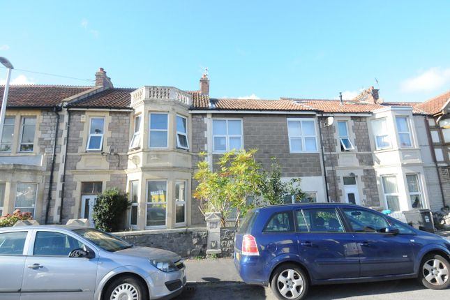 Thumbnail Terraced house for sale in Sunnyside Road, Weston-Super-Mare