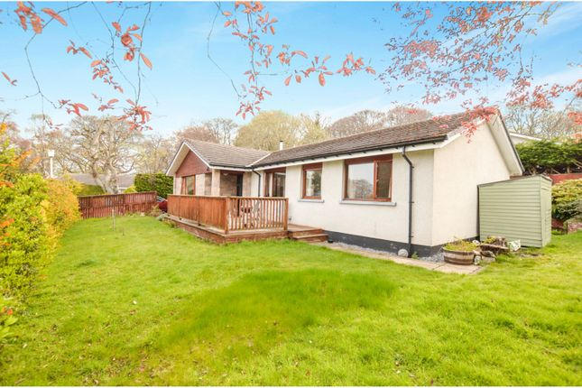 Thumbnail Detached bungalow for sale in Cradlehall Park, Inverness