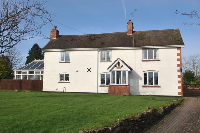 Thumbnail Detached house for sale in Coate, Devizes