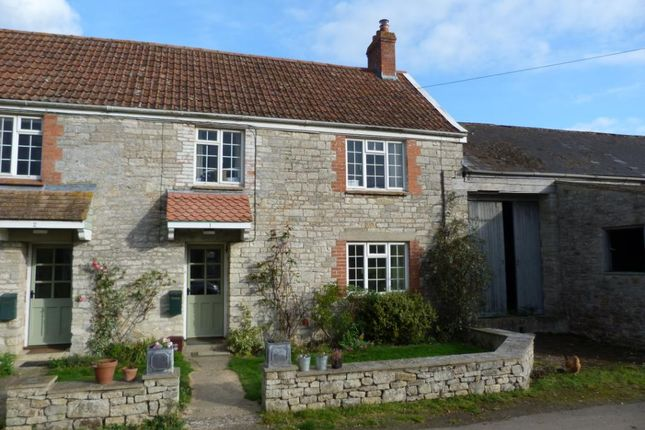 Thumbnail Semi-detached house to rent in Manor Farm Cottage, Downhead, West Camel, Yeovil Somerset