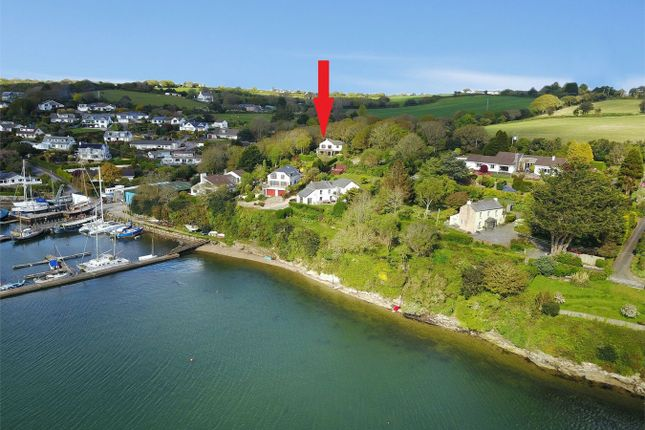 Thumbnail Detached house for sale in Trolver Croft, Feock, Nr Truro, Cornwall