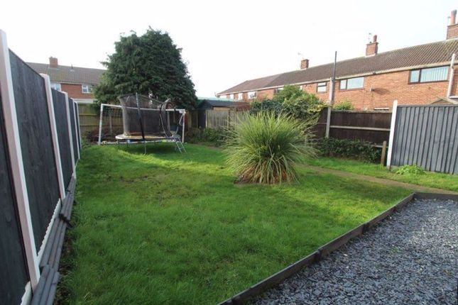 Garden of Gonville Road, Gorleston, Great Yarmouth NR31