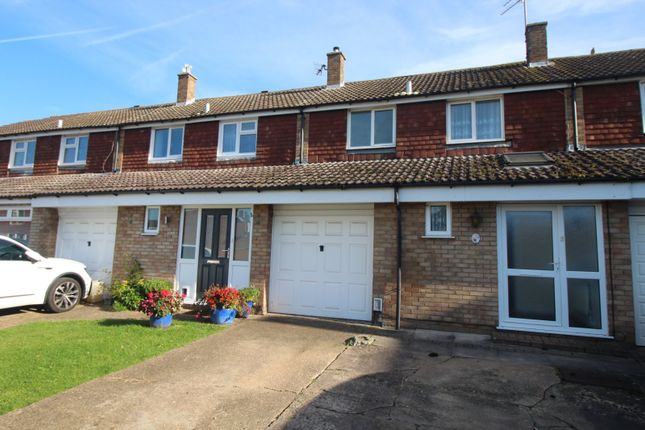 3 bed terraced house to rent in Franklin Gardens, Hitchin, Hertfordshire SG4