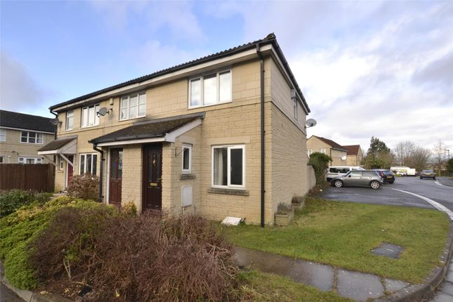 Thumbnail End terrace house for sale in Holly Drive, Bath, Somerset