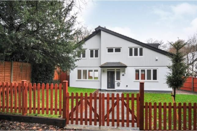 Thumbnail Detached house for sale in Simone Drive, Kenley, Surrey