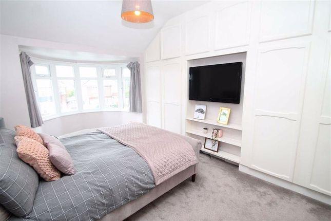 Bedroom One of The Lindens, Birmingham B32