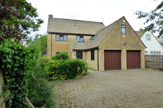 Thumbnail Detached house for sale in Ewen, Cirencester
