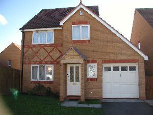 Thumbnail Detached house to rent in Sherard Way, Thorpe Astley, Leicester