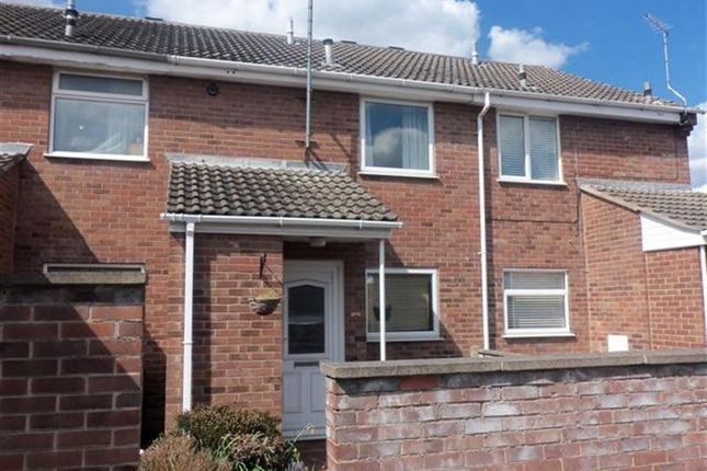 Thumbnail Terraced house to rent in Margarets Court, Bramcote, Nottingham