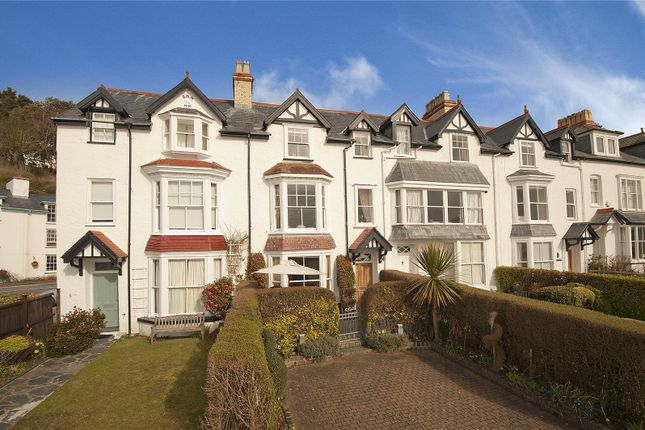 Thumbnail Terraced house for sale in Penhelyg Terrace, Aberdovey, Gwynedd