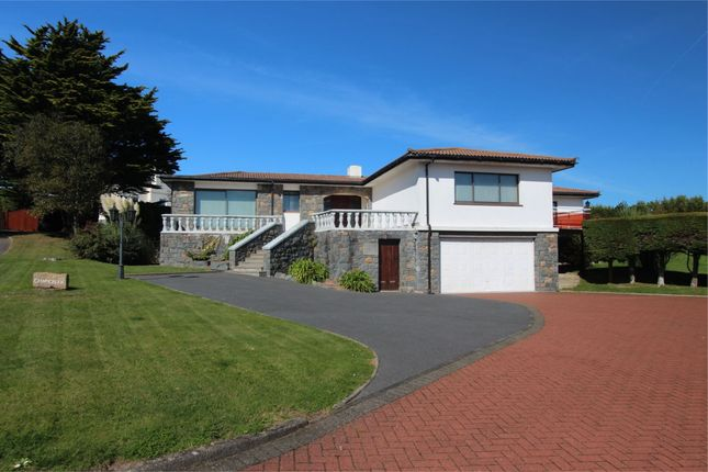 Thumbnail Detached house for sale in 82 York Way, Fort George, St Peter Port