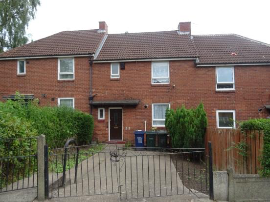 Thumbnail Terraced house to rent in Rushie Avenue, Benwell