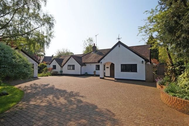 Thumbnail Detached bungalow for sale in Stag Lane, Great Kingshill, High Wycombe
