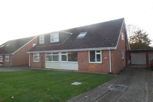 Thumbnail Property to rent in Oaklands Way, Titchfield Common, Southampton